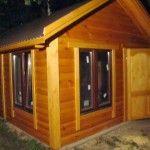 Prostokatna   Sauna ogrodowa / Ruska Bania