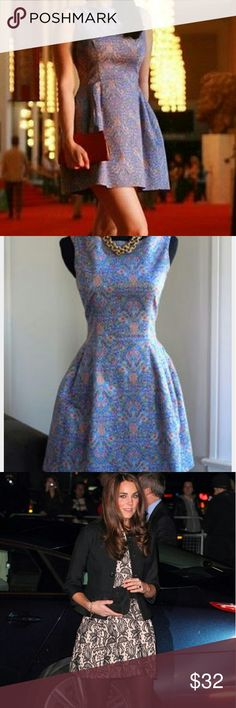 Zara woman tulip dress Princess wore this dress in black and white! zara  Dresses Midi