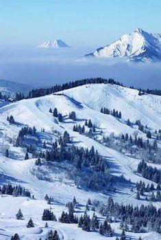 Ski in style at Chatel
