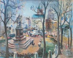 Gerard Hordijk | Grand Army Place New York