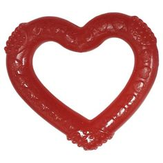 Boots & Barkley TPR Heart Dog Toy #hearts
