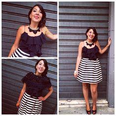 Black,White and Stripes ❤️