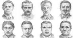 Szondi teszt: Válaszd ki a számodra legijesztőbb arcot és derítsd ki személyiséged rejtett oldalát! Trauma, Derítsd Ki