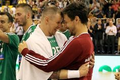 7f701b4b1771 Hungarian national handball team  ) Victory  )) I love how they can express  their happiness  )) Máté Lékai