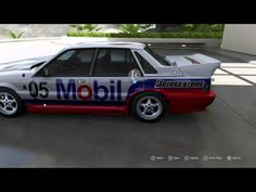 Forza 6 Peter Brock VL Commodore - YouTube