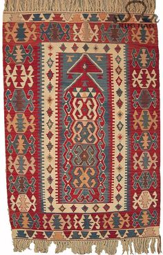 Kilim Oriental Rugs and Carpets | gebedskleden | Pinterest