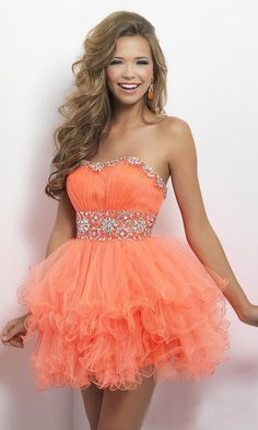 Blush Prom 9664 Strapless Party Dress from Rissy Roo's. Saved to Winter Formal/Prom. Cute Dresses For Party, Sweet 16 Dresses, Pretty Dresses, Beautiful Dresses, Short Dresses, Formal Dresses, Dresses 2014, Dresses Dresses, Gorgeous Dress
