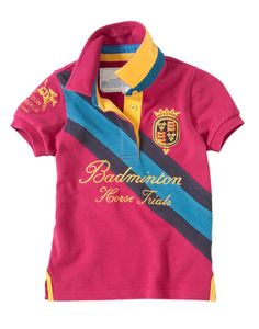 badminton polo shirt from Joules