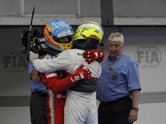 Fórmula 1: Triunfo y liderato para Fernando Alonso http://www.elcomercio.es/formula-1/