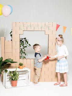 GIGIBLOKS GIANT, des briques en carton format XXL pour des constructions à taille humaine !