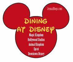 Dining at Disney - Must Do's and where NOT to go!