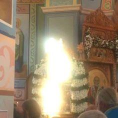 Θαυμαστό γεγονός της Παναγίας σε χθεσινή αγρυπνία Like4like, Blessed, Christmas Tree, Selfie, Lights, Summer Art, Holiday Decor, Family Travel, Saints