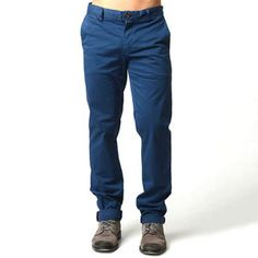 Chino Pants Navy, $58, now featured on Fab.