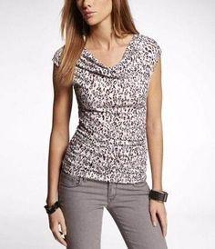Resultado de imagen para blusas de tela de vestir