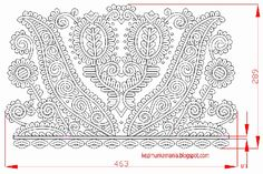 Folk Embroidery, Embroidery Patterns, Line Art, Folk Art, Cross Stitch, Tapestry, Quilts, Crafts, Ideas