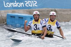 British crew Tim Baillie and Etienne Stott powered to gold in a thrilling #Olympic canoe slalom double final at the Lee Valley White Water Centre on Thursday.