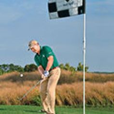Instruction: How to get to the hole consistently Short Game Golf, Golf Chipping Tips, Golf Tips, Improve Yourself, Games, Gaming, Plays, Game, Toys