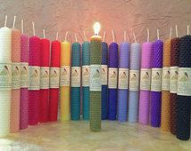 Intention Candle with Custom Anointing and Blessing