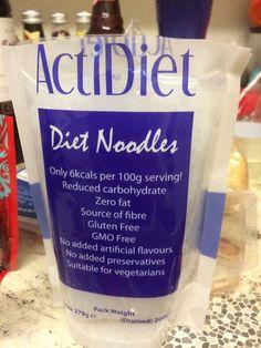 New noodles woohoo...