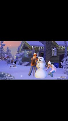 Sims seasons for the sims 3