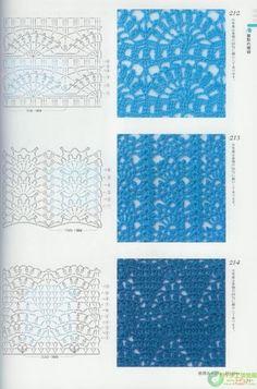 Wzorki-crochet - Danuta Zawadzka - Álbuns da web do Picasa