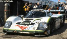 RSC Photo Gallery - Silverstone 1000 Kilometres 1984 - Porsche 956 no.55 - Racing Sports Cars