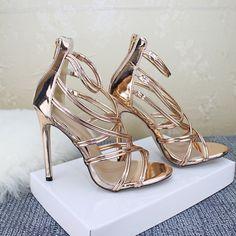 Kitten Heel Wedding Shoes, Wedding Shoes Heels, High Heels Stilettos, Stiletto Heels, Ankle Strap Sandals, Heeled Sandals, Blue Bridal Shoes, Prom Party, Party Wedding