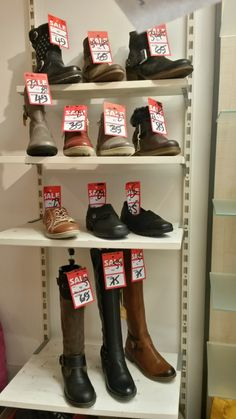 Beautiful #winter #boots in the @Luck of Louth sale - grab a cold weather bargain before they go!