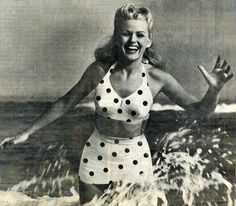 Simply CCB: Vintage Bathing Suits