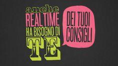 Real Time: ma cosa ne pensi? by NERDO