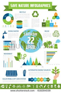 stock-vector-save-nature-infographic-template-earth-day-ecological-infochart-with-graph-pie-chart-and-arrow-618284039.jpg (312×470)