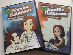 Family Nights: DVD: de Familie Robinson