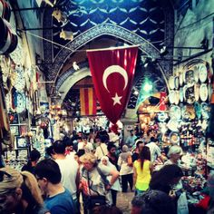 ✿ ❤ Perihan ❤ ✿ Kapalı Çarşı, Grand Bazaar, İstanbul...
