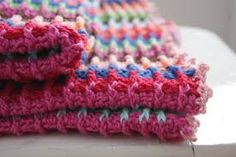 Image result for waffle stitch BLANKET