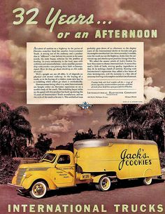 1934 ... jacks cookies | Flickr - Photo Sharing!