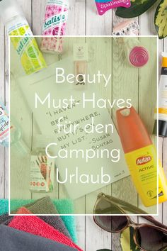 Beauty-Must-Haves fü