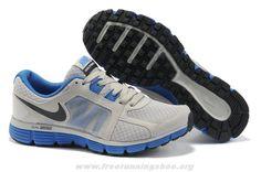 New Mens Nike Dual Fusion ST 2 454242-002 Wolf Grey Treasure Blu