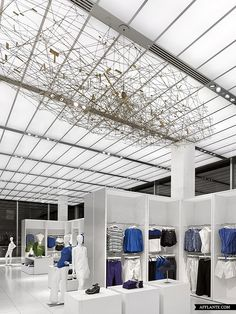 Joe Fresh Flagship Store in New York :: Burdifilek