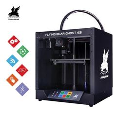 (Sponsored) Newest Metal Frame High Precision Diy Color Touch Printer 3d Printer Kit, Best 3d Printer, Diy 3d, Diy Frame, Large Prints, Diy Kits, Metallica, Locker Storage, Italia