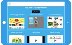 iLearn2's iPad Teacher Guide features TinyTap among their 1,000 HD video tutorials, lesson activity ideas, student work examples and tips for using the iPad in Primary Education and beyond.