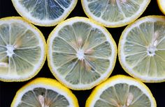 cleaning with citrus