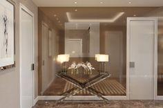 дизайн интерьеров частных апартаментов
