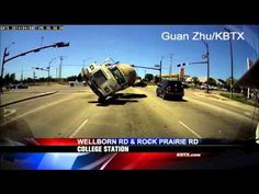 Dash Cam Accident Videos | Wrecks Caught by Dashboard Video Camera | The Dashcam Store - Scary! Head-on collision with out of control cement truck caught on dashcam in Texas. Amazingly, both drivers ok!