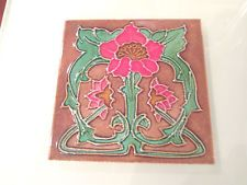 FLORAL VICTORIAN OLD STYLE TILE