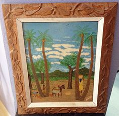 Reader seeks advice on selling Haitian art. Auction Finds | Uncovering Relics of Our Past