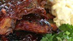 Crock Pot Country Style Pork Ribs - Great Grub, Delicious Treats Pork Ribs Crockpot Recipes, Slow Cooker Ribs Recipe, Crockpot Dishes, Rib Recipes, Cooking Recipes, Slow Cooking, Steak Recipes, Boneless Pork Ribs, Boneless Pork Shoulder