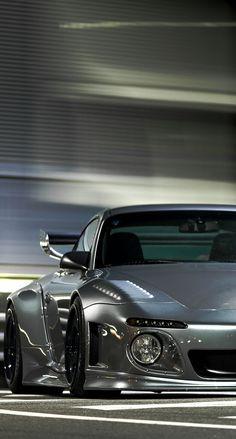 (°!°) Porsche 997 Slant Nose