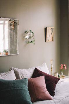 Lovely bedroom by Vintagefabriken Studio