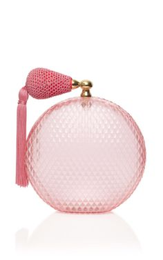 Charlotte Olympia clutch A clutch bag in the shape of a perfume bottle!! SO pretty