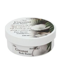 Derma V10 COCONUT Body Butter 220ml has been published at http://beauty-skincare-supplies.co.uk/derma-v10-coconut-body-butter-220ml/